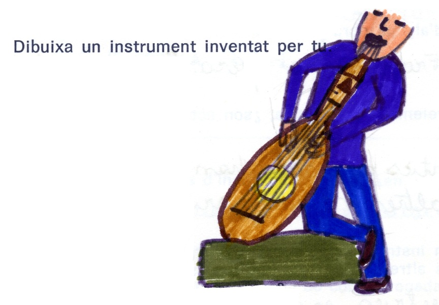 instrument musical inventat