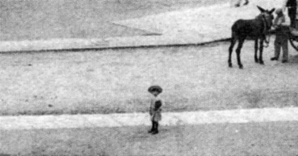 nen en fotografia antiga