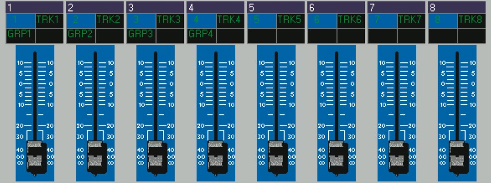 faders DFC