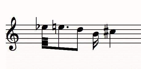 notes merla